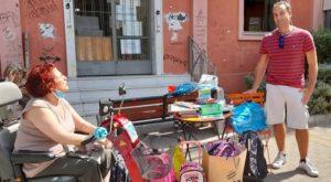 Χαλάνδρι: Σημαντική η συμβολή των Χαλανδραίων στη συγκέντρωση σχολικών ειδών