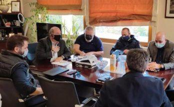 Διόνυσος: Συνάντηση του Δημάρχου με τον Ταξίαρχο Αστυνομικό Διευθυντή Βορειανατολικής Αττικής για θέματα ασφάλειας και πρόληψης παραβατικότητας στο Δήμο