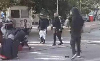 Ηράκλειο Αττικής: Καταδικάζει με δήλωσή του ο Δήμαρχος Ηρακλείου τα γεγονότα στην κεντρική πλατεία της πόλης