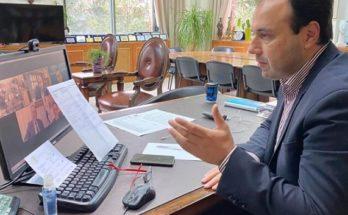 ΚΕΔΕ: Στο ετήσιο τακτικό συνέδριο στη Θεσσαλονίκη αναφέρθηκε ο πρόεδρος κατά τη σημερινή συνεδρίαση του ΔΣ