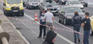 Κηφισιά: Ένας τραυματίας από πυροβολισμούς στη γέφυρα Καλυφτάκη