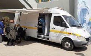 Μαρούσι : Λόγω κακοκαιρίας δεν πραγματοποιούνται σήμερα δωρεάν rapidtest στην Πλατεία Ευπέρπης