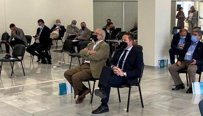 Μαρούσι : Συμμετοχή του Δημάρχου Αμαρουσίου και Αντιπροέδρου του ΙΤΑ Θεόδωρου Αμπατζόγλου στη Γενική Συνέλευση της ΠΕΔΑ