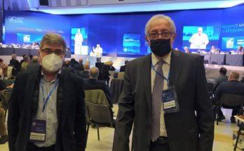 Μαρούσι: Συμμετοχή του Δημάρχου Αμαρουσίου και Αντιπροέδρου του ΙΤΑ Θεόδωρου Αμπατζόγλου στο Ετήσιο Τακτικό Συνέδριο της ΚΕΔΕ