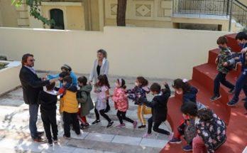 Μαρούσι : Βιωματική και εκπαιδευτική δράση στο Σπαθάρειο Μουσείο Θεάτρου Σκιών