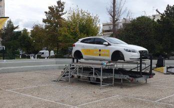 Μεταμόρφωση: Ο Δήμος με το Ινστιτούτο Οδικής Ασφάλειας – ΙΟΑΣ «Πάνος Μυλωνάς διοργάνωσε δράση ενημέρωσης σε θέματα Οδικής Ασφάλειας στην Πλατεία Μεταμόρφωσης Σωτήρος