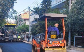 Χαλάνδρι: Πρόγραμμα ασφαλτοστρώσεων για την εβδομάδα 18 – 22 Οκτωβρίου 202