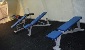 Πεντέλη: Νέα όργανα γυμναστικής διεθνών προδιαγραφών στο Κλειστό Γυμναστήριο Μελισσίων