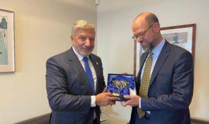 Περιφέρεια Αττικής : Στις Βρυξέλλες ο Περιφερειάρχης ως επικεφαλής της Ελληνικής Αντιπροσωπείας που θα συμμετάσχει στην 146η Ολομέλεια της Επιτροπής των Περιφερειών