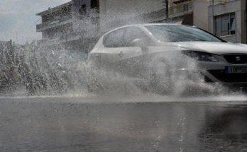 τα πλημμυρικά φαινόμενα των προηγούμενων ημερών