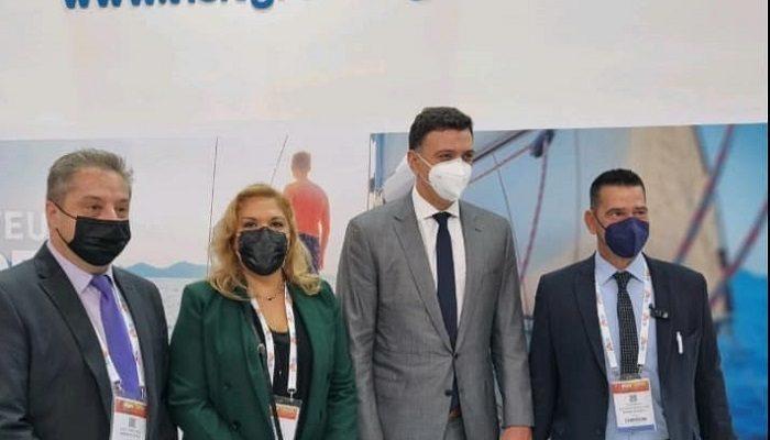 Περιφέρεια Αττικής: Δυναμική η παρουσία της Περιφέρειας Αττικής στη Διεθνή Έκθεση Τουρισμού στο Παρίσι