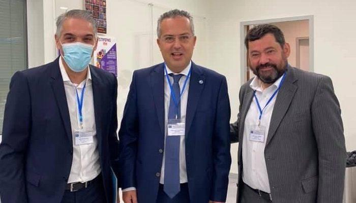 Λυκόβρυση Πεύκη: Στη Γενική Συνέλευση της ΠΕΔ Αττικής ο Δήμαρχος Τάσος Μαυρίδης
