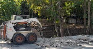 Χαλάνδρι: Άμεση παρέμβαση του Δήμου δίνει τέλος στην απόπειρα τσιμεντόστρωσης της Ρεματιάς